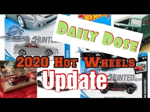 Leaked 2020 Hot Wheels Cars  Shelby Cobra, 98 Honda Prelude  Majorette Benz Landaulet, GT-3 Nismo