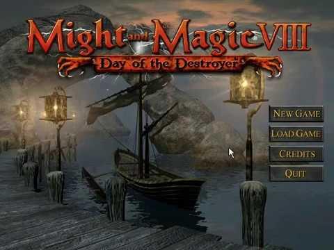 Соло Прохождение Might and Magic VIII, Часть 1 - Начинаем Заплыв Правильно