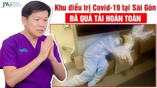 CHUYỆN CHƯA KỂ: Bác sĩ Tú Dung XÚC ĐỘNG nhớ lại hành trình GIẢI CỨU BỆNH NHÂN COVID-19 NGUY KỊCH