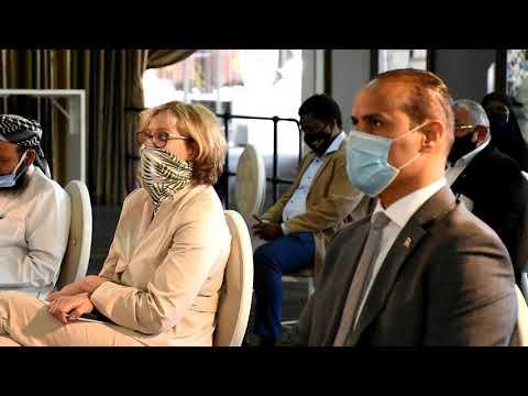 مساعدات سعودية لمتضرري جائحة كورونا بجنوب أفريقيا