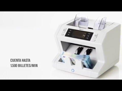 Safescan 2665-S Contador / Detector de billetes