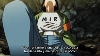 Número 17 Elimina A Dos Guerreros Del Universo 2 | Dragon Ball Super Capitulo 102 Sub Español