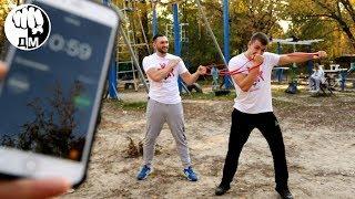 Как увеличить скорость удара рукой в боксе