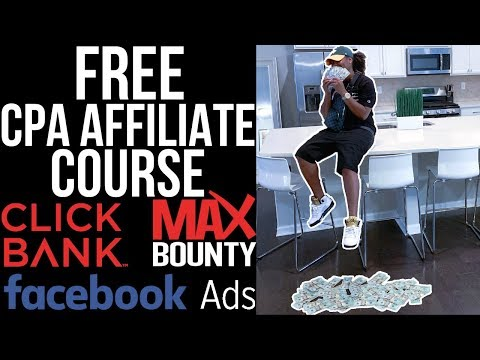 [FREE COURSE] How To Start CPA Affiliate Marketing (STEP BY STEP TRAINING)