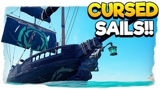 Sea of Thieves - 🔴We're Live - Cursed Sails IS LIVE! Let's FINISH the CONTENT!