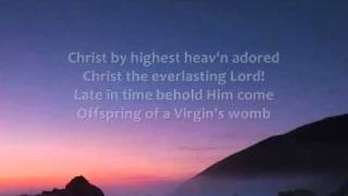 Chris Tomlin - Hark the Herald Angels Sing - Lyrics