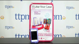 Make Your Case IPhone & IPod Touch Case Maker From The Maya Group