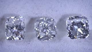 Diamonds 101: Cushion Cut