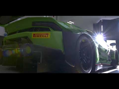 Lamborghini Huracán GT3 EVO: evolution on the track