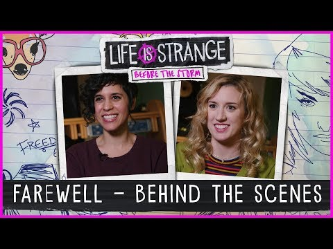 Episode Farewell - Behind the Scenes de Life is Strange Before the Storm