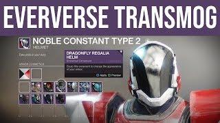 Destiny 2 News: Amazing Eververse Revamp (Transmog Is Coming)