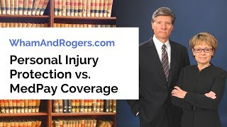PIP Coverage VS. MEDPAY in Texas - The Woodlands and Spring Injury Lawyers