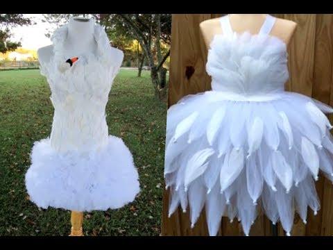 Maravillosos Disfraces de Cisne