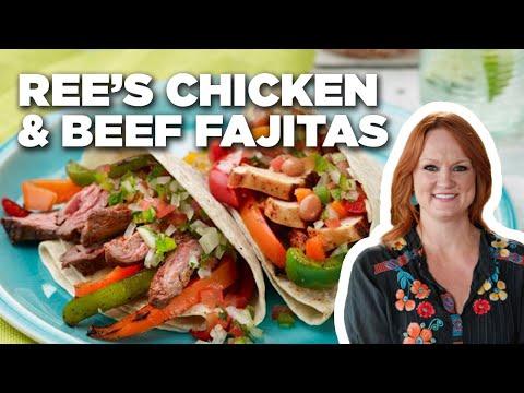 How to Make Ree's Mixed Grill Tex-Mex Fajitas | Food Network
