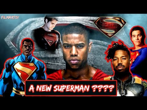 Michael B. Jordan – Is He the New Superman? Do you Want Him to be a Superman?