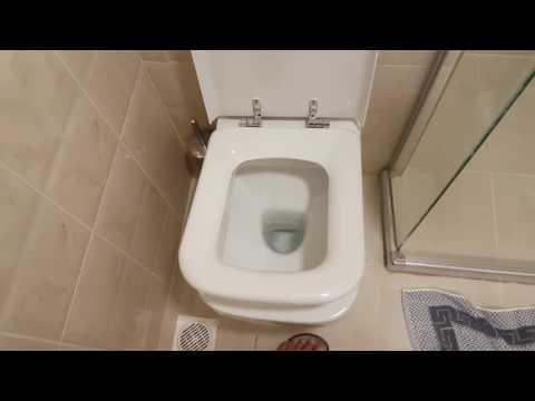 Automatic wc toilet board. No more bang-bang in the bathroom:)