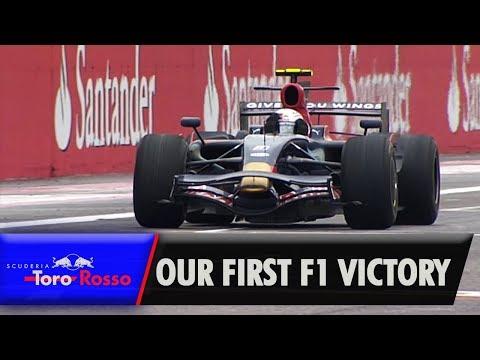 2008 Italian Grand Prix - Our First Win