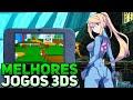 Melhores Jogos Do Nintendo 3ds