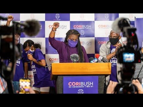 Cori Bush WINS! The Rise of Anti Establishment Black Progressives