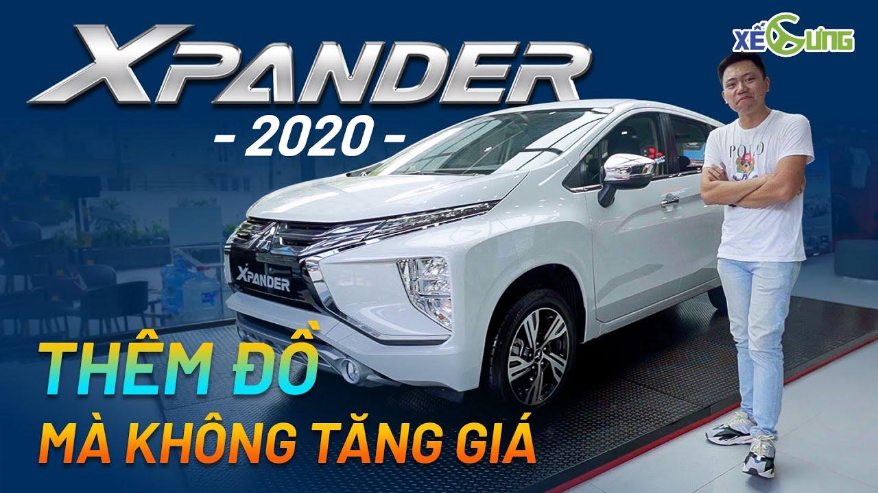 Mitsubishi Xpander 2020: Thiết kế ĐẸP MẮT, độ thực dụng CAO và giá bán HỢP LÝ