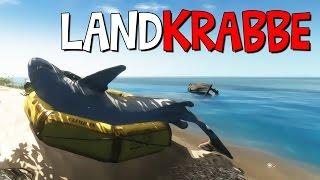 STRANDKRABBE - Stranded Deep / Norsk Let's Play