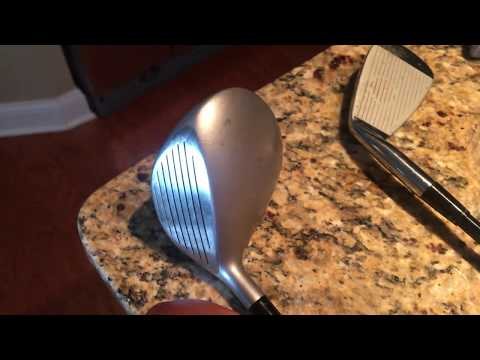 PUTTER VS WOOD VS IRON - THE DIFFERENCE BETWEEN GOLF CLUBS
