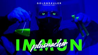 PLUSMACHER - IMMUN ► Prod. The BREED (Official Video)