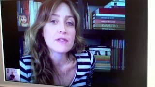 Interview de Sasha Alexander via SKYPE - P6 (2010)