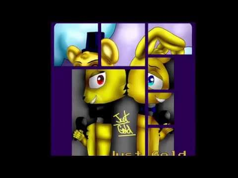 Golden Freddy and Springtrap: Just Gold (видео)