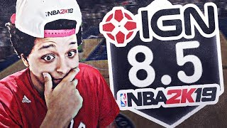 IGN CAUGHT LYING IN THEIR NBA 2K19 REVIEW...