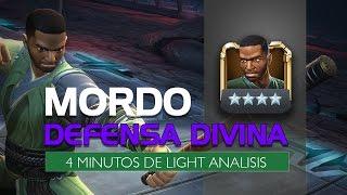 Mordo Defensa Divina, Conseguido en Arena | Marvel Batalla de Superhéroes