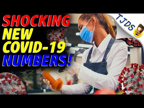 SHOCKING New COVID-19 Numbers!