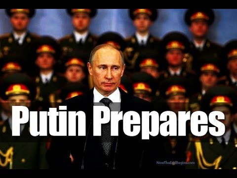 RUSSIA : Expelled from G8 - The latter-day King of the North comes !!