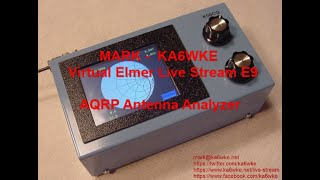Affordable Antenna Analyzer 0 1 600MHZ with 4 3 TFT LCD
