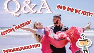 HOW DID WE MEET? | Q&A