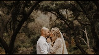 Intimate Adventurous Wedding In The Forest | Thousand Oaks, CA