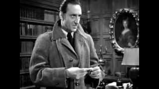 The Woman in Green (1945)      Basil Rathbone     Internet Archive