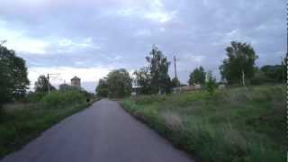 preview picture of video 'Kraków, Prokocim - ul. Kosiarzy (przytorowe okolice) // Short bike trip near the railway - Cracow'