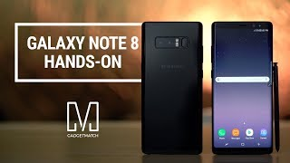 Samsung Galaxy Note 8 Hands-On Review | Kholo.pk