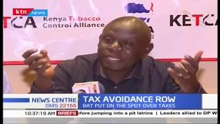 BAT put on the spot over taxes as Tobacco alliance wants it probed