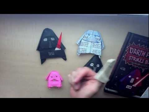 Booktopia Darth Paper Strikes Back An Origami Yoda Book By Tom