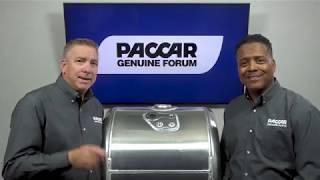 PACCAR Genuine Fuel Tanks Peterbilt Image