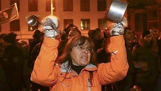 """Белоруссия: Гомель и Могилев выступили против """"налога на тунеядцев"""""""