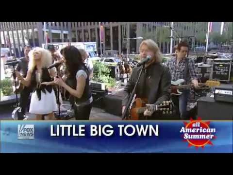 Little Big Town Performs 'Little White Church'