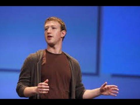 Mark Zuckerberg en el Parlamento Europeo