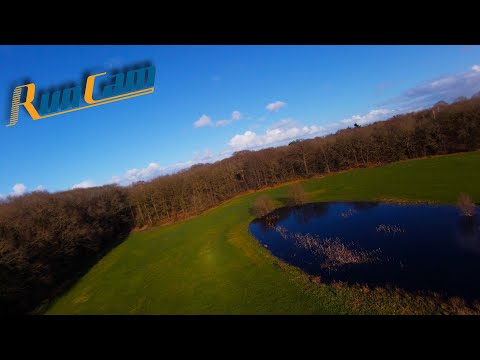 4K 30fps Demo FPV flight on a sunny day :)