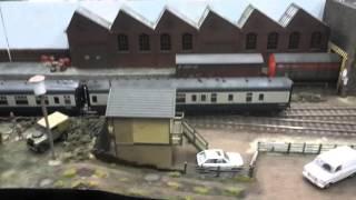 Wigan Model Railway Exhibition 031015 Part 6