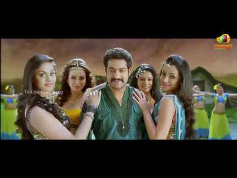 Vaastu Bagunde Full HD Video Song-Jr NTR, Trisha, Karthika, M M Keeravani