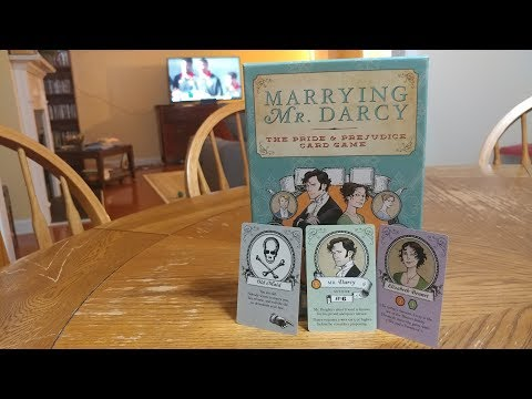 One Board Family Review: Marrying Mr. Darcy