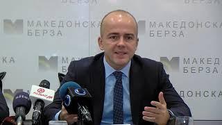 Драган Тевдовски за берзата